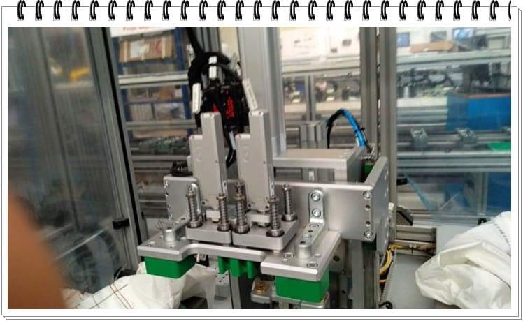 PLC deney seti özellikleri