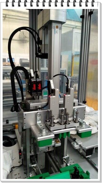PLC deney seti yapımı