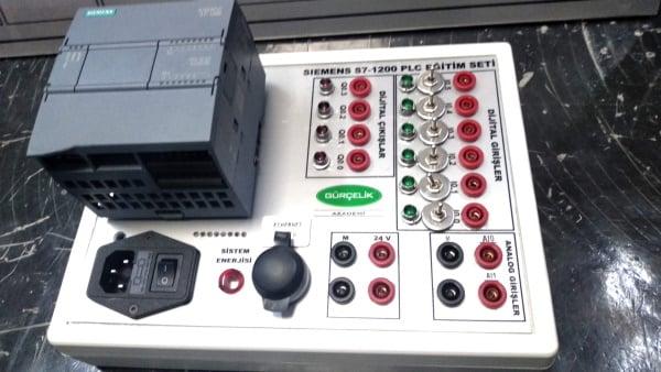 S7-1200 PLC Deney Seti