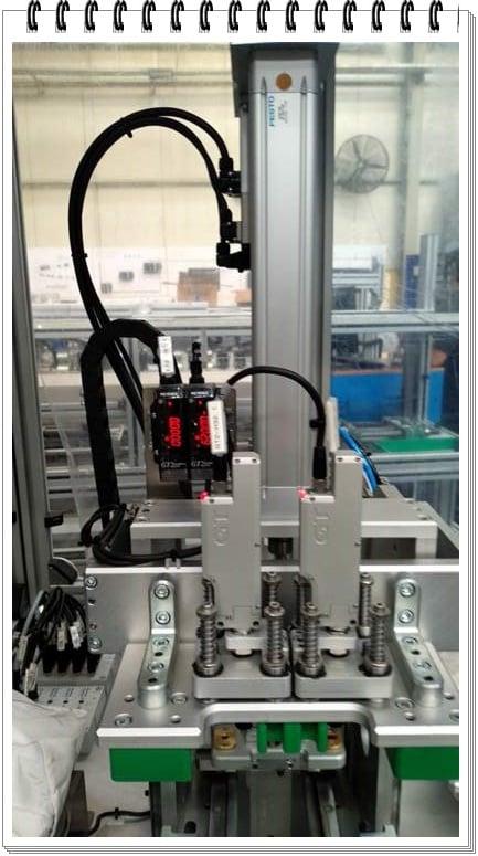 PLC ileri düzey deney seti