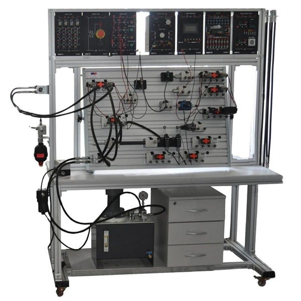 Pnömatik elektropnömatik kursu