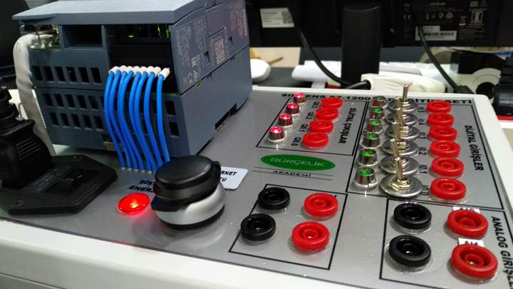 Elektropnömatik Eğitimi