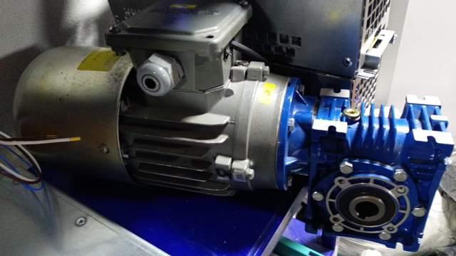 3 Fazlı Asenkron Motorun Zaman Ayarlı Durdurulması