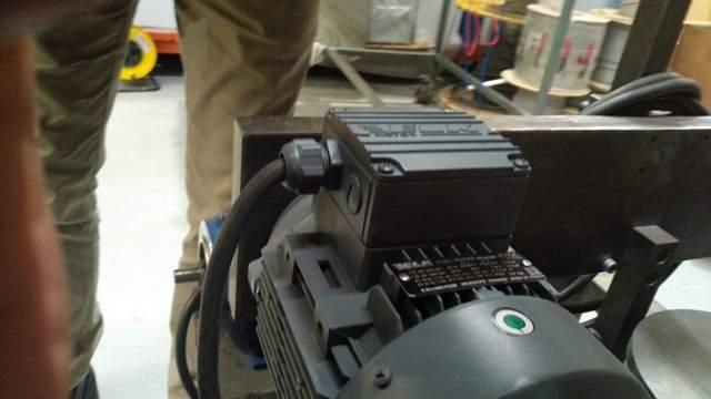 3 Fazlı Asenkron Motorun Zaman Ayarlı Çalıştırılması