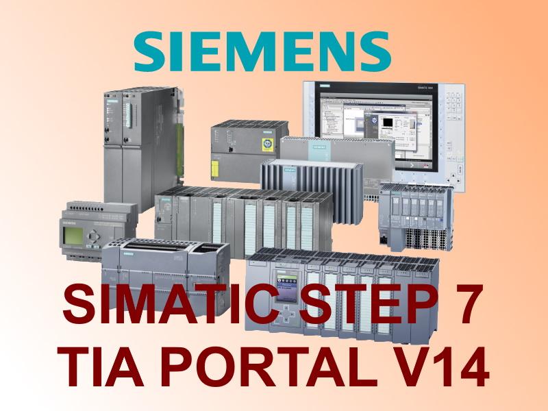Siemens Simatic Step 7 Tia Portal V14_1