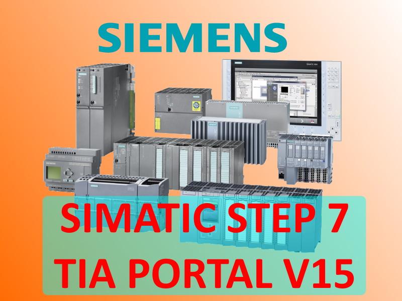 Siemens Simatic Step 7 Tia Portal V15_1